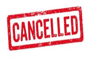 Tri-State Conference Canceled